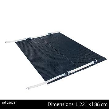 Desconocido 58288 - Manta colectora solar para calentar el agua 221 x 86 cm