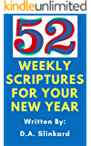 52 Weekly Scriptures For Your New Year: Finding Your Spiritual Balance
