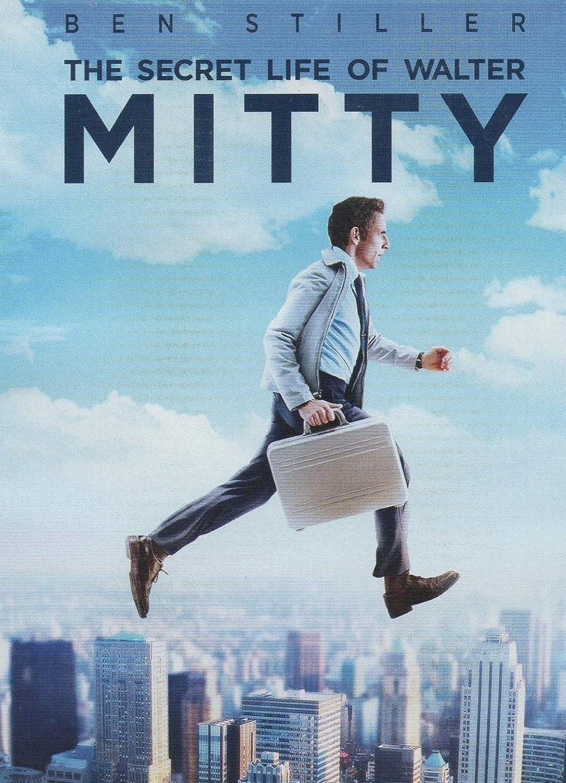 Amazon Com The Secret Life Of Walter Mitty 2013 Blu Ray Ben Stiller Kristen Wiig Ben Stiller Movies Tv