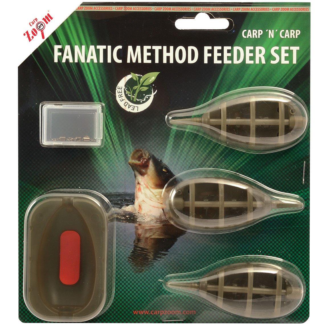 MethodFeeder Komplett Set Behr Angeln Accessoires 60545
