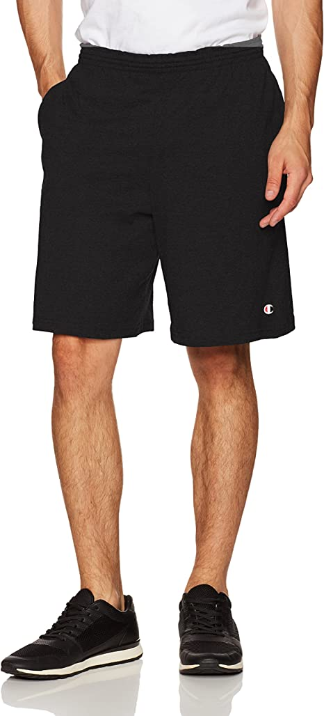 Champion Mens Jersey Short with Pockets Short
