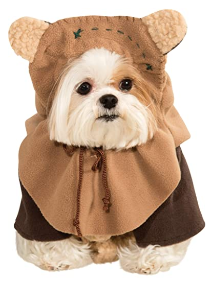 Amazoncom Rubies Costume Star Wars Collection Pet Costume Small