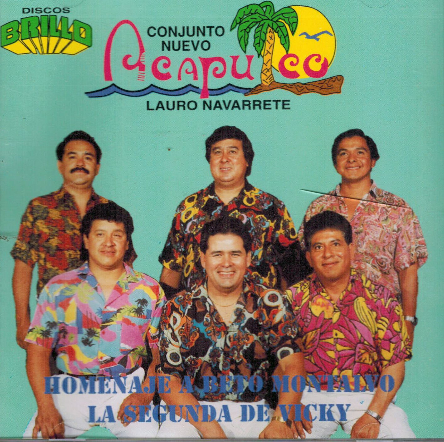 Conjunto Nuevo Acapulco Tropical Ranking TOP10 Montalvo Beto a ! Super beauty product restock quality top! Homenaje