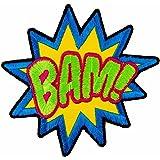 """Amazon.com: """"Ka-Pow"""" Classic Retro Batman Effect DC Comics"""