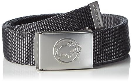 Mammut Klettergurt Herren : Mammut herren gürtel logo amazon sport freizeit