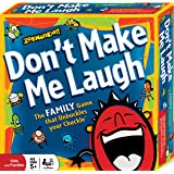 Zobmondo!! Don't Make Me Laugh! The Silly Reinvented Charades Party Game | Hilarious for Families and Kids | Multi-Award Winner