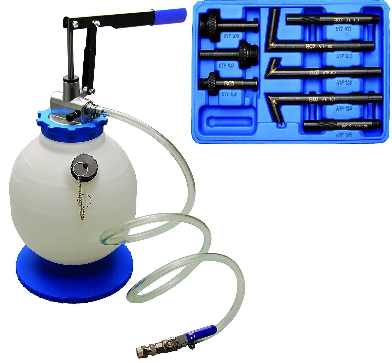 7,5 L Getriebeöl Befüllgerät Öleinfüllgerät Handpumpe Adapter Ölwechsel