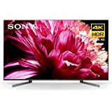 Sony X950G 55 Inch TV: 4K Ultra HD Smart LED TV with HDR and Alexa Compatibility - 2019 Model