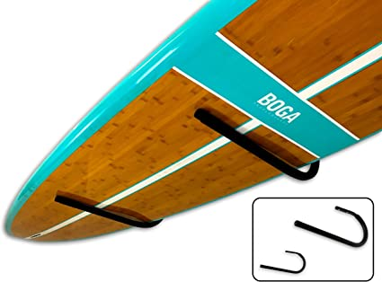 Amazon.com: SUP y almacenamiento de techo tabla de surf rack ...