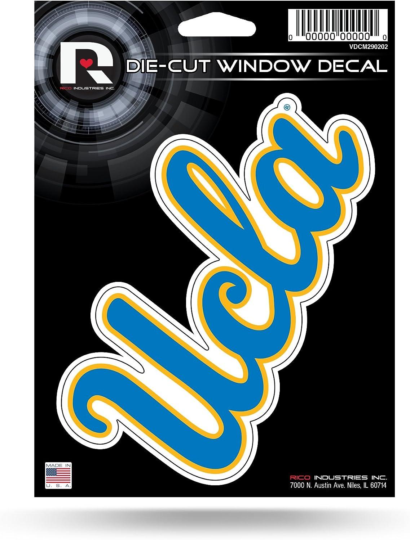 NCAA Rico Industries Die Cut Vinyl Decal, UCLA Bruins