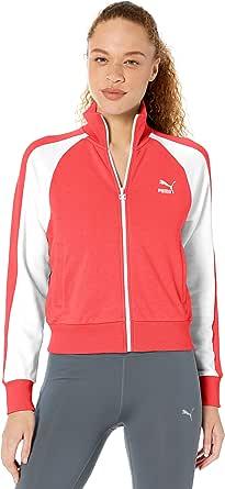 PUMA Womens Classics T7 Track Jacket Jacket