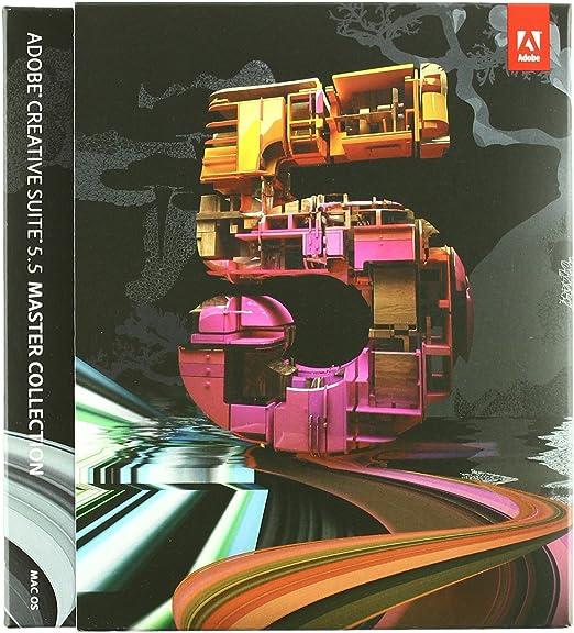 Adobe Creative Suite CS5.5 Master Collection 5.5 para Mac: Amazon.es: Software