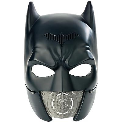 DC Comics Batman Missions: Batman Voice Changer Helmet: Toys & Games