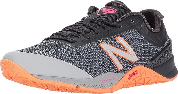 New BalanceWX40OB1 - 40v1 Mujer , Naranja (Índigo vintage/mandarina vívida.), 41 EU: Amazon.es: Zapatos y complementos