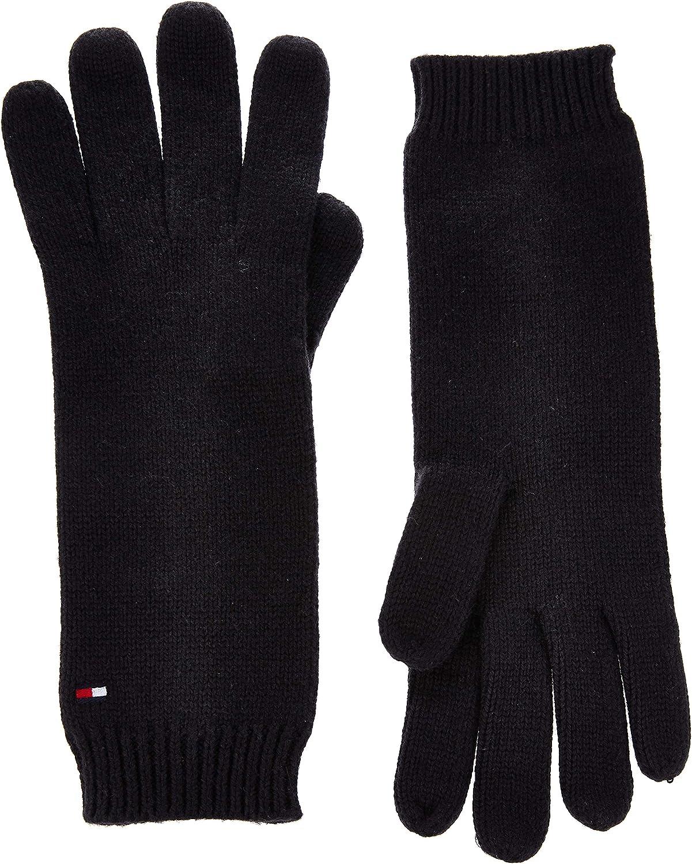 Tommy Hilfiger Flag Knit Gloves Guantes para Mujer