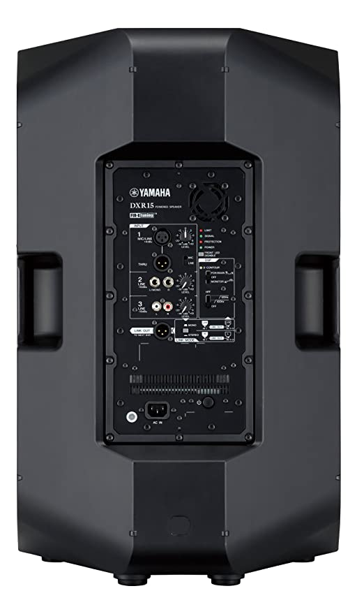 Yamaha DXR15 Powered Speaker Cabinet