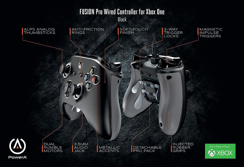 PowerA presenta el FUSION Pro para Xbox Series X S, una alternativa más accesible para profesionales 2