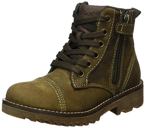 Geox J643DA04554C6677 - Botas cortas para niños: Amazon.es: Zapatos y complementos