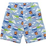 i play. Baby Boys' Trunks with Built-in Reusable Absorbent Swim Diaper