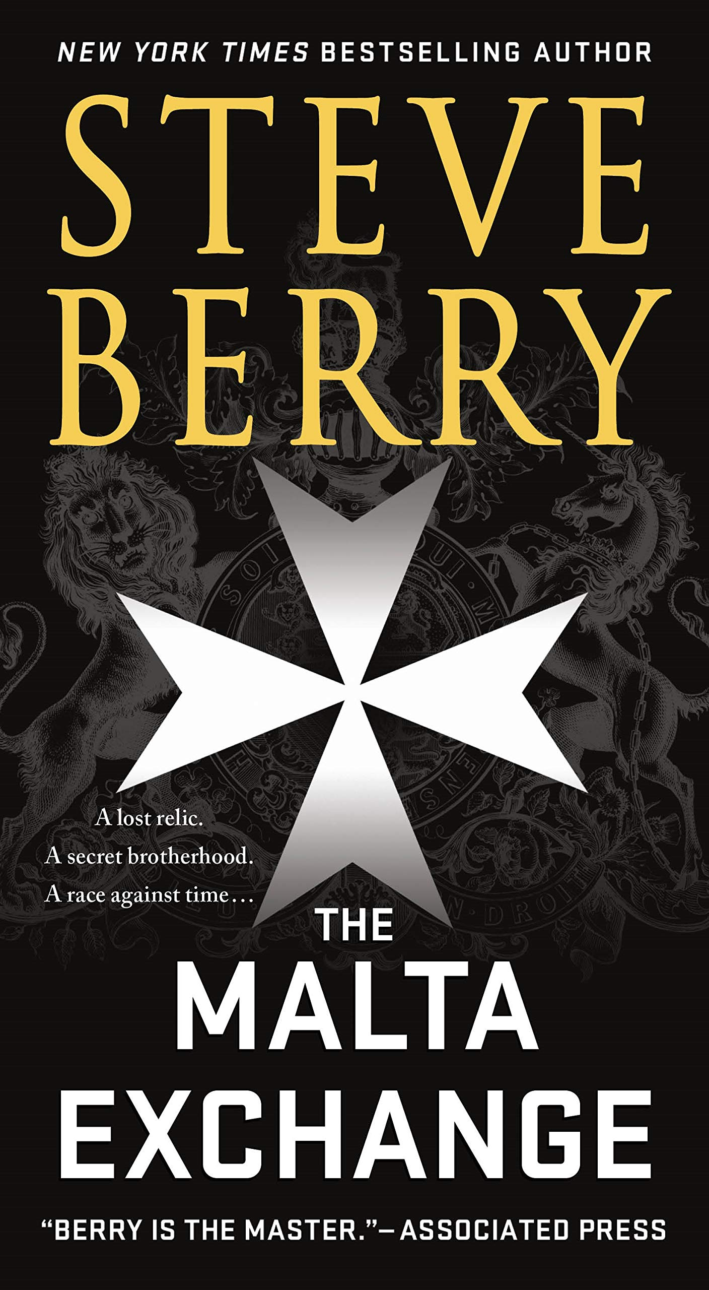 The Malta Exchange (Cotton Malone): Amazon.es: Berry, Steve, Berry, Steve: Libros en idiomas extranjeros