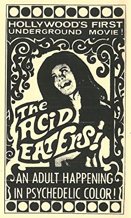 Amazon com: Acid Eaters (1968) Buckie Buck, Judy Wood