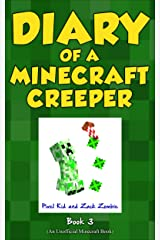 Minecraft Books: Diary of a Minecraft Creeper Book 3: Attack of the Barking Spider! (An Unofficial Minecraft Book) Kindle Edition
