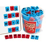 Lakeshore Magnetic Tub O' Letters