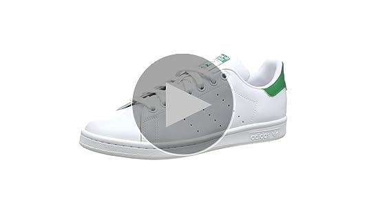 Adidas Originals Stan Smith, Zapatillas de Deporte Unisex Adulto, Blanco (Running White Ftw/Running White/Fairway), 41 1/3 EU: adidas Originals: Amazon.es: Deportes y aire libre