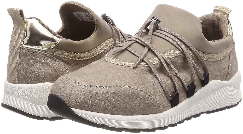 S.Oliver Damen 5-5-23606-21 324 Slip On Braun Sneaker Braun On (Pepper 324) a47004