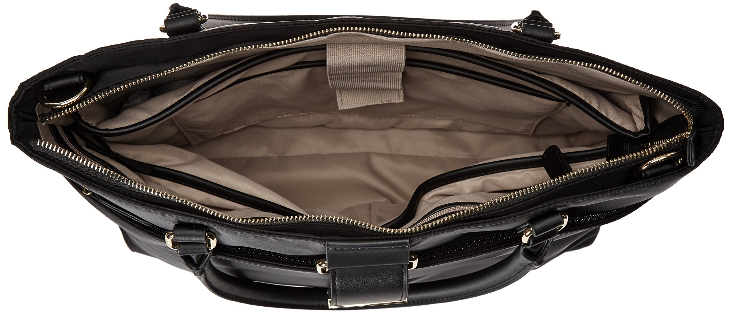 Wenger Luggage Ana 16'' Women's Laptop Tote Bag, Black, One Size by Wenger (Image #5)