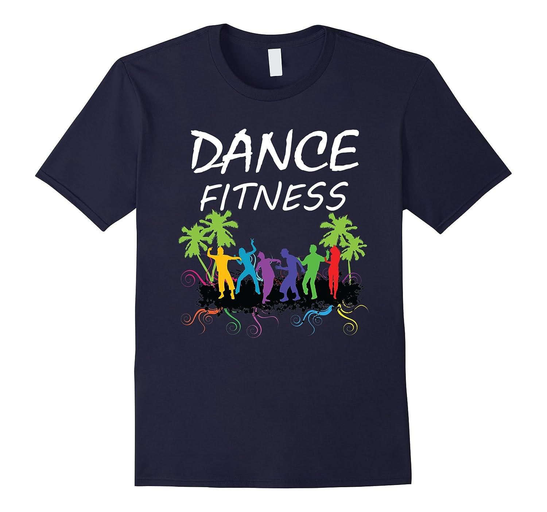 Dance fitness 5 T-SHIRT-PL