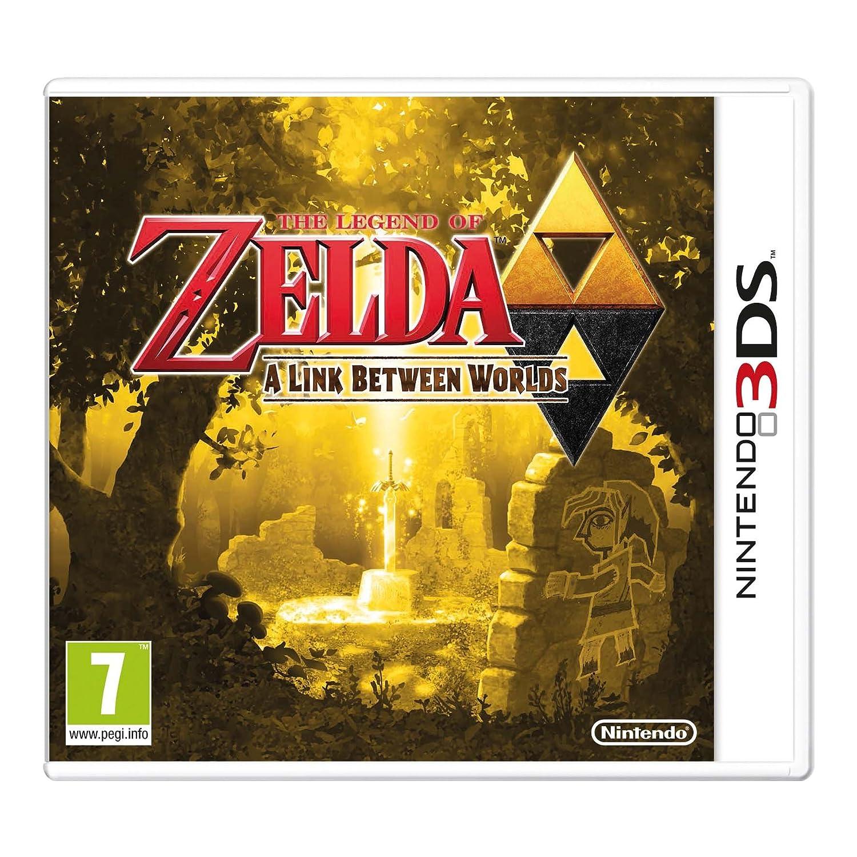 The Legend Of Zelda: A Link Between Worlds: Amazon.es ...