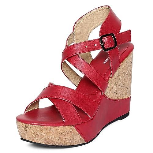 2d29e210e MarcLoire Women Wedge Heels