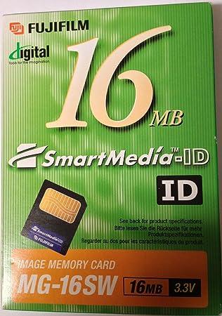 Amazon.com: Fujifilm 16 MB 3.3 V SmartMedia Card: Electronics