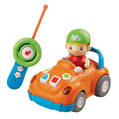VTech - Remote Racer Smart Car: Toys & Games