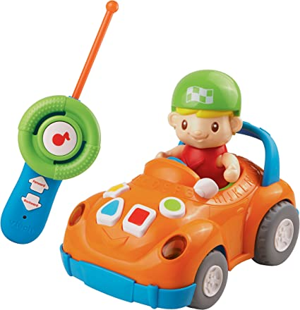 Amazon.com: VTech – Remote Racer Smart Car: Toys & Games