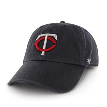 the latest 8119d f12a9 Minnesota Twins Clean Up Adjustable Cap, Baseball Caps - Amazon Canada