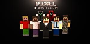 Pixel Labyrinth by mobadu