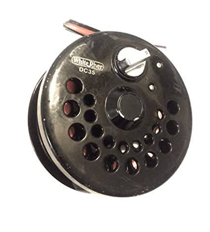 Amazon com : White River dc35 Fly Fishing Reel : Sports & Outdoors