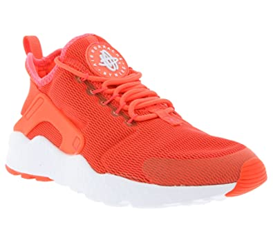 bbd6c8014846 Nike Womens Air Huarache Run Ultra Bright Crimson White 819151-600 6