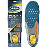 Dr. Scholl's Heavy Duty Support Pain Relief Orthotics, Designed for Men over 200lbs with Technology to Distribute Weight and