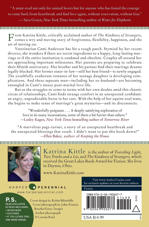 The Blessings Of The Animals: A Novel: Katrina Kittle: 9780061906077:  Amazon: Books