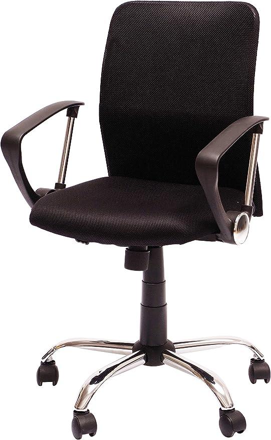 Columbia Silla giratoria para estudio despacho o escritorio con ...
