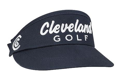 Amazon.com   Cleveland Golf Mens Performance Visor fa4803b7bd7