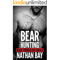 Bear Hunting: An Age Gap MM Romance (Gay Erotica Book 1) book cover