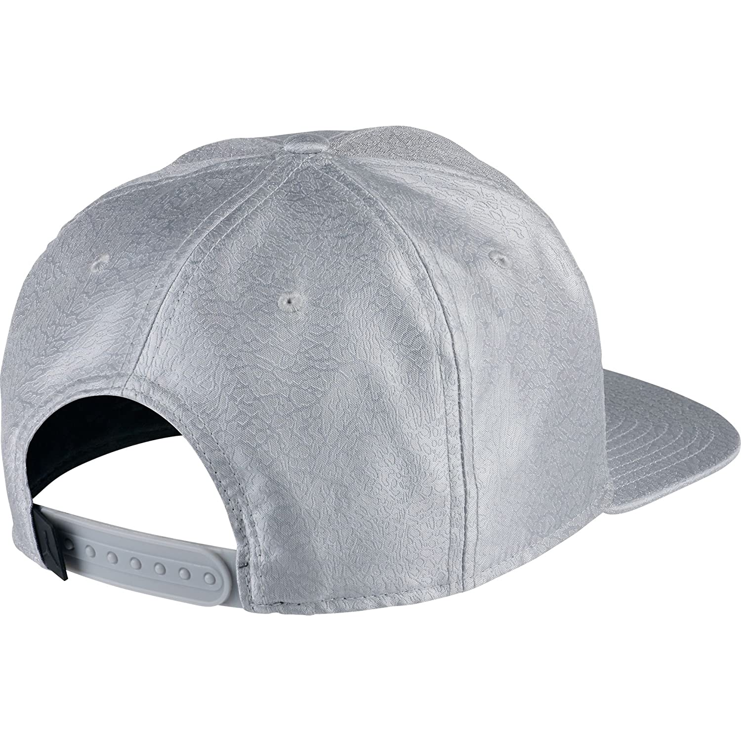 c7b6b341c643b8 ... spain amazon jordan jumpman elephant ignot pro mens snapback hat cap  wolf grey ah1576 012 size