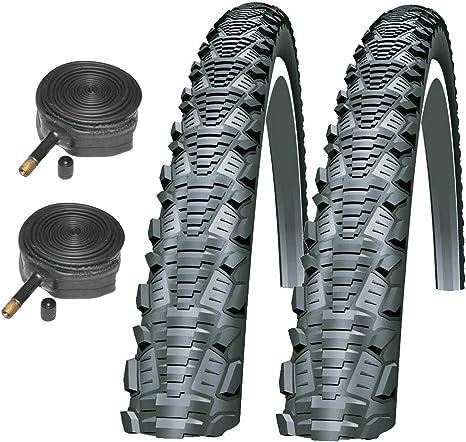 38c vs 45c bike tyres