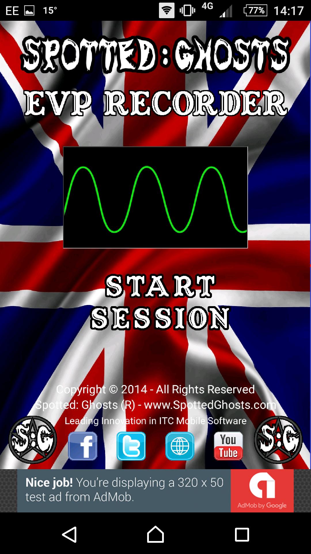 download ghost evp analyzer apk gratis