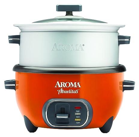 aroma housewares src 1020 1ort aroma housewares abuelitas specialty rice cooker orange amazon com  aroma housewares src 1020 1ort aroma housewares      rh   amazon com