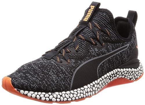 3225e682d77 Puma Men s Hybrid Runner Unrest Black-Firecracker Running Shoes-6 UK India (